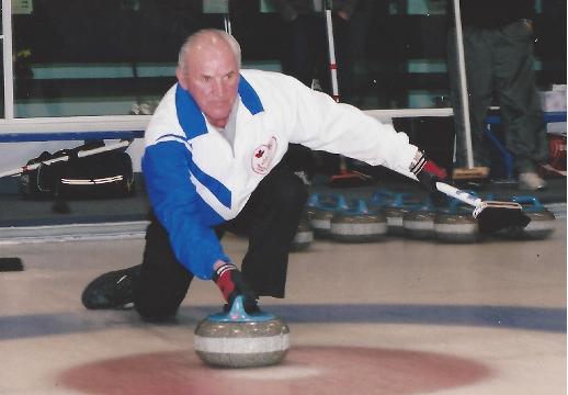 Former world curling champion Hebert dies age 89