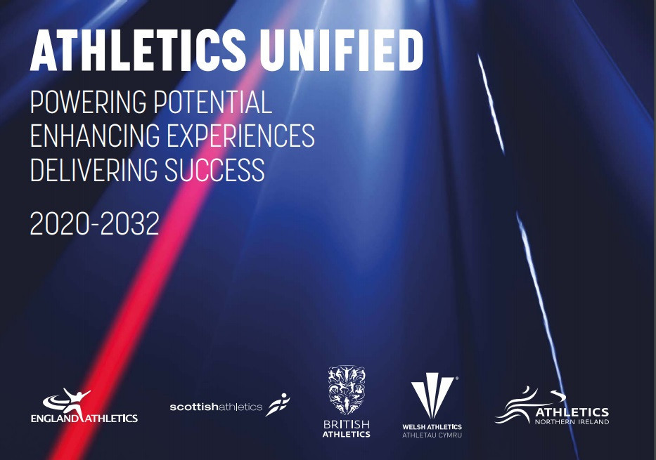 UK Athletics launches 12-year blueprint to boost participation and lose win-at-all-costs focus