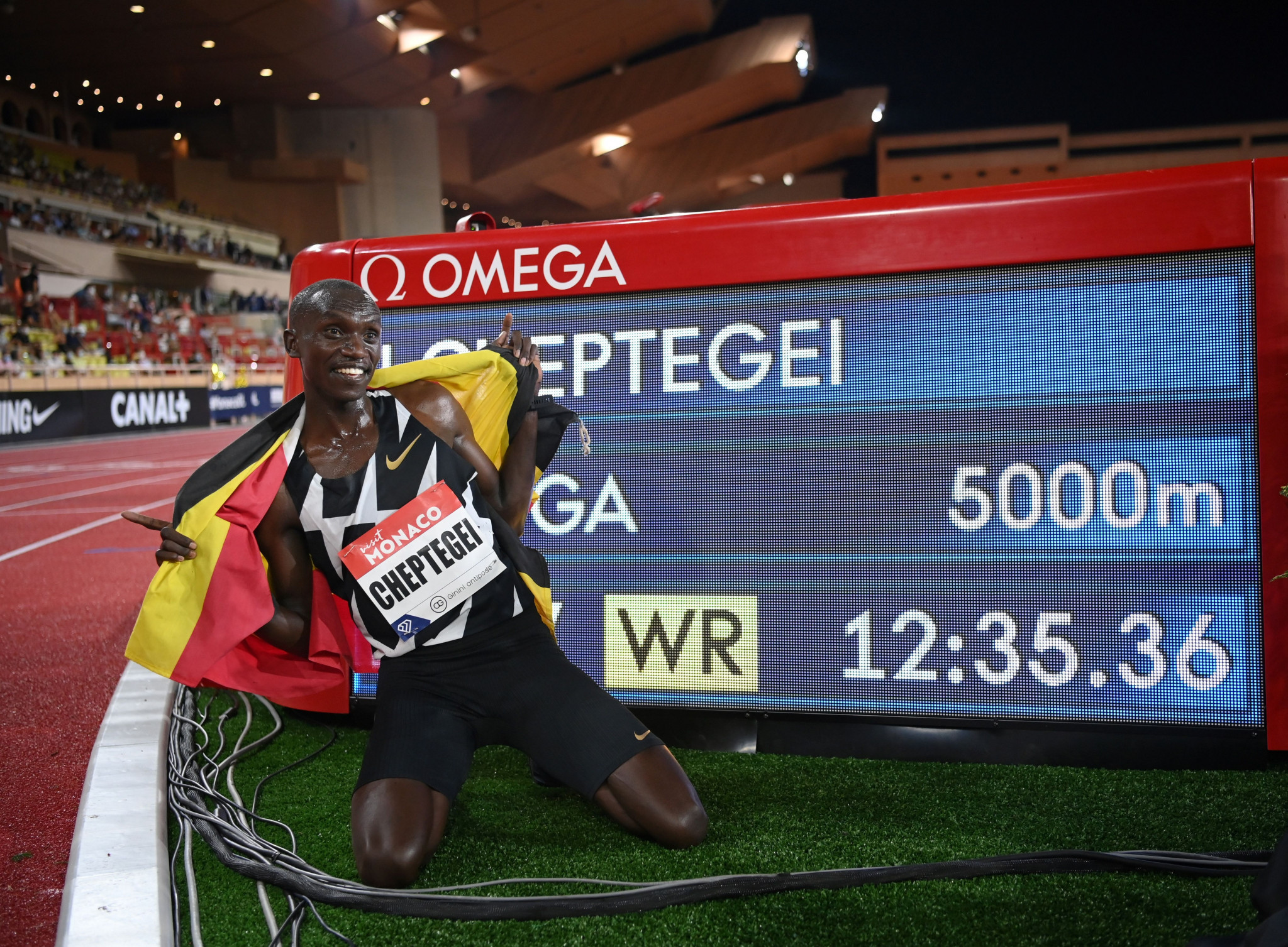 World Athletics announces contenders for COVID Inspiration Award
