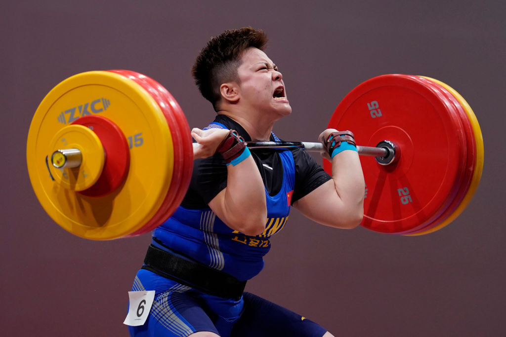 ASOIF officials claim weightlifting's Olympic place at Paris 2024 not at risk despite IWF crisis