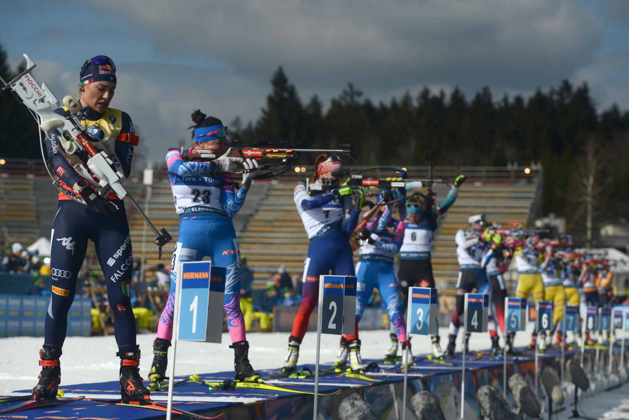 Russian Biathlon Union status not on agenda of upcoming IBU Congress