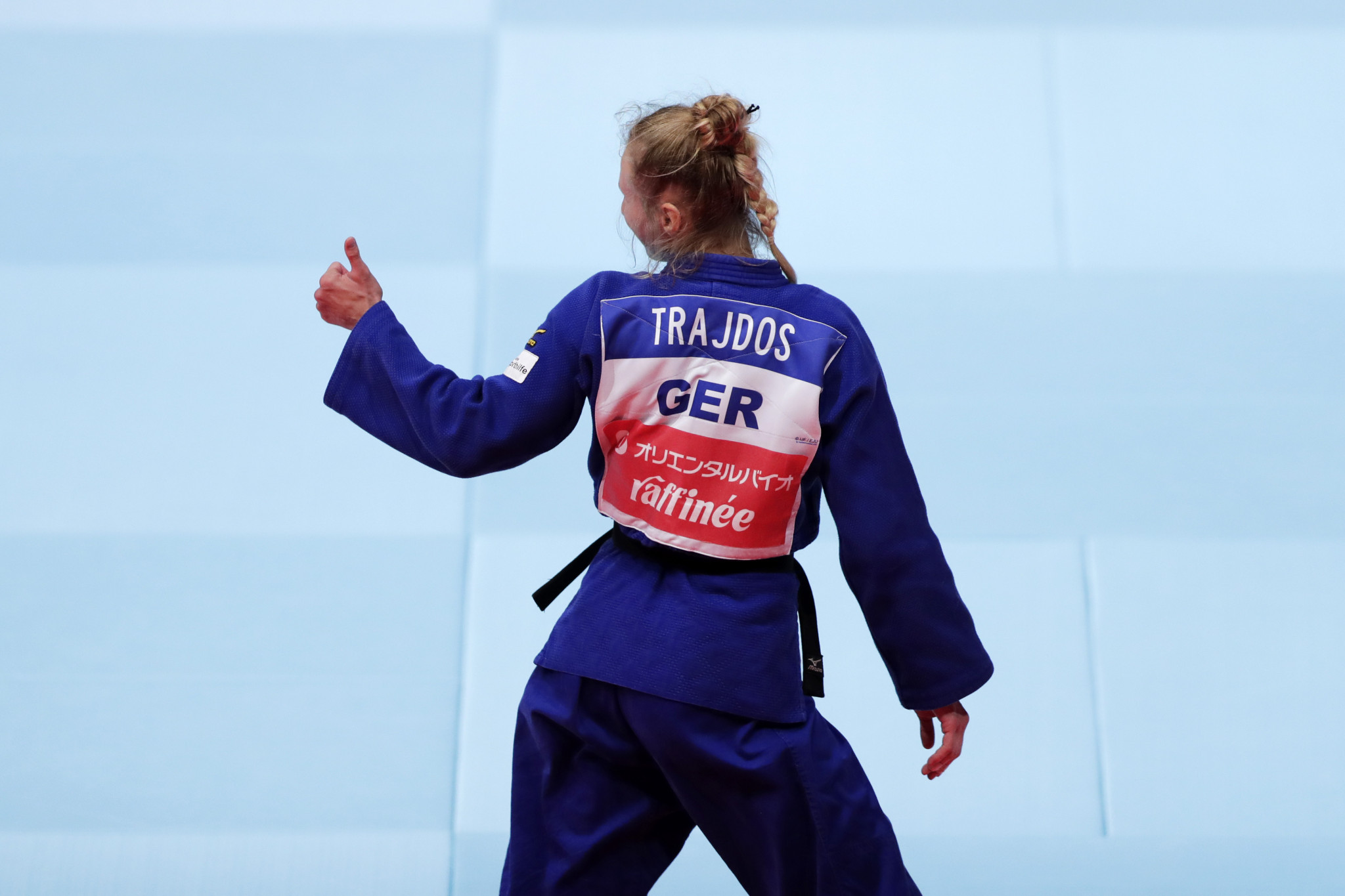 Germany is still to compete at this month's European Judo Championships ©Getty Images