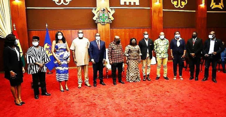 Ghanaian broadcaster Kwaku Ofosu Asare has been chosen to chair the Ghana 2023 Organising Committee ©GOC