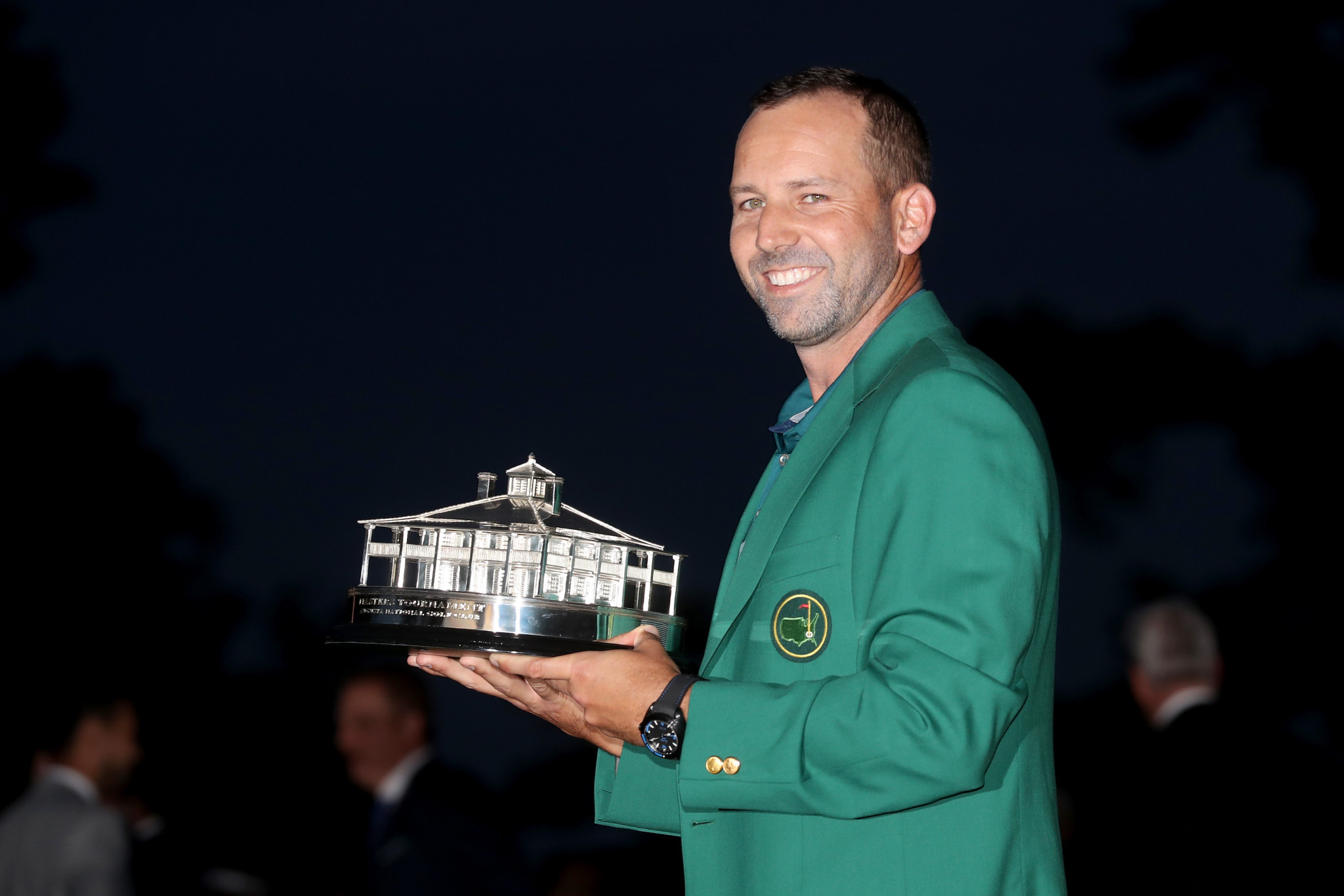 Past champion Garcia withdraws from The Masters with COVID-19