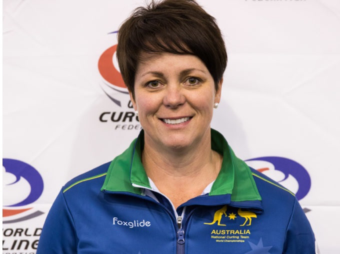 Australian Curling Federation President Kim Forge has been selected for an IOC programme ©WCF