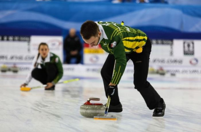 Kim Forge will use her research to try and promote curling in Australia ©Australian Curling Federation