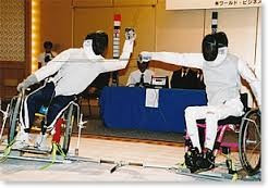"""""""History"""" for wheelchair fencing in Japan after combined National Championships"""