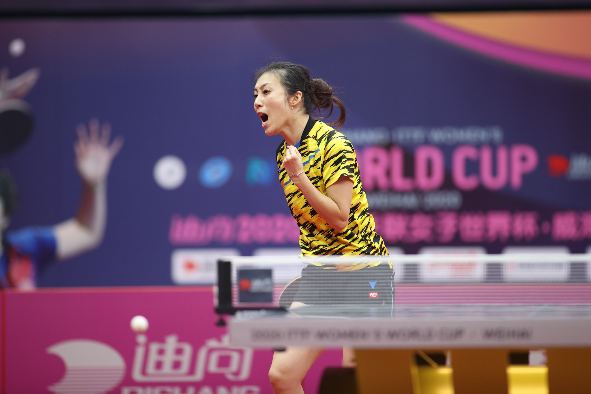 Germany's Han topples fourth seed to reach ITTF Women's World Cup semi-finals