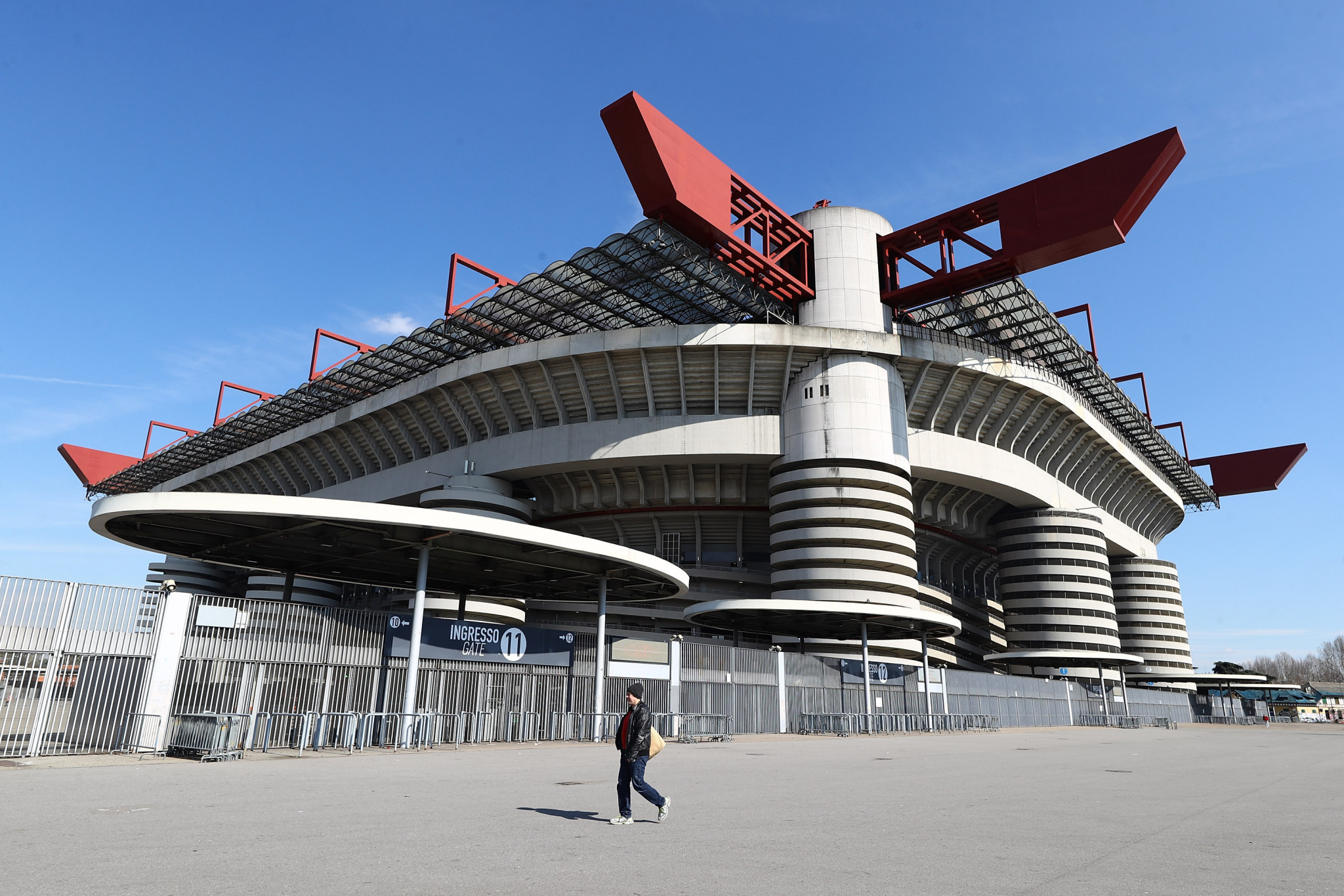 San Siro redevelopment has feasibility addendum and new financial plan submitted