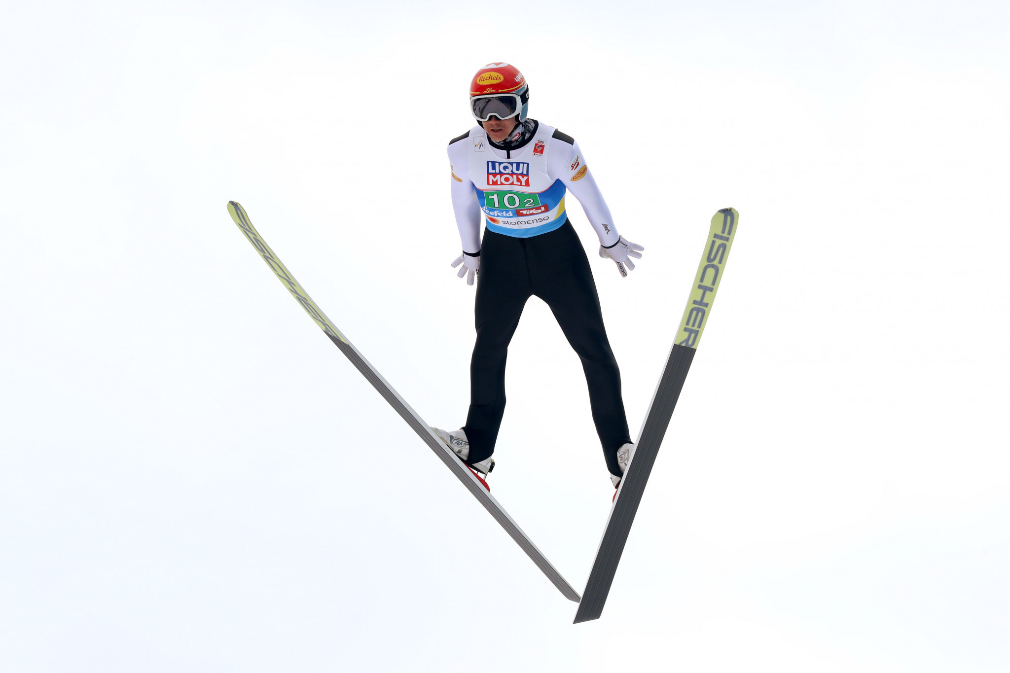 Olympic bronze medallist Seidl returns to Nordic combined training following injury