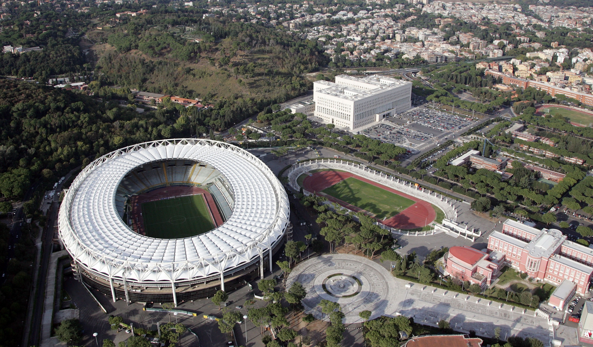 Rome awarded 2024 European Athletics Championships