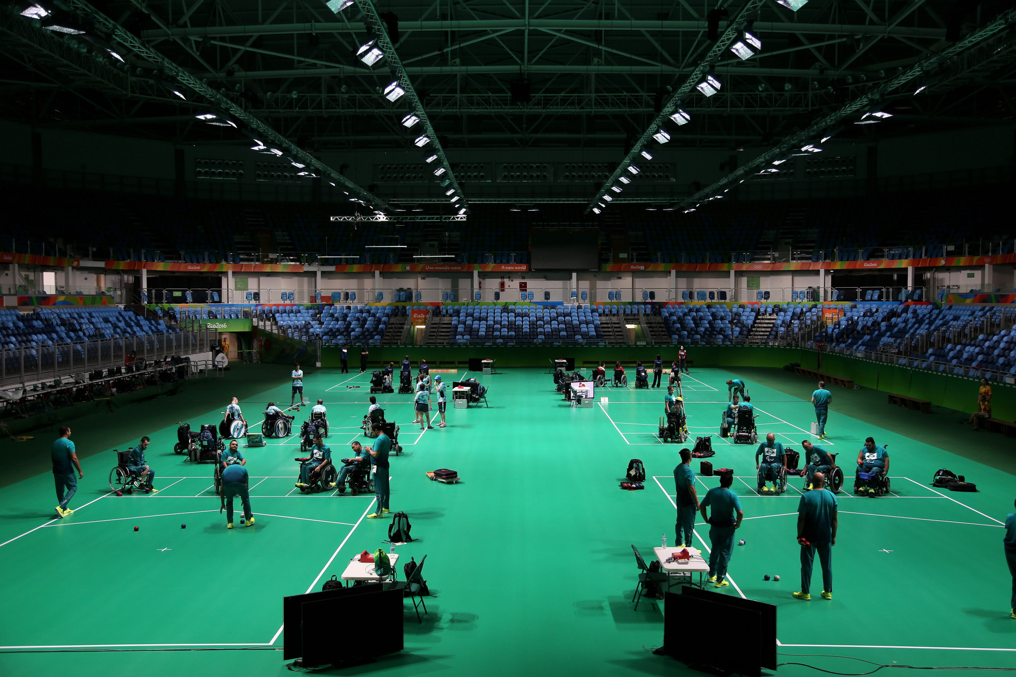 BISFed continues to prepare for the rearranged Tokyo 2020 Paralympic Games next year ©Getty Images