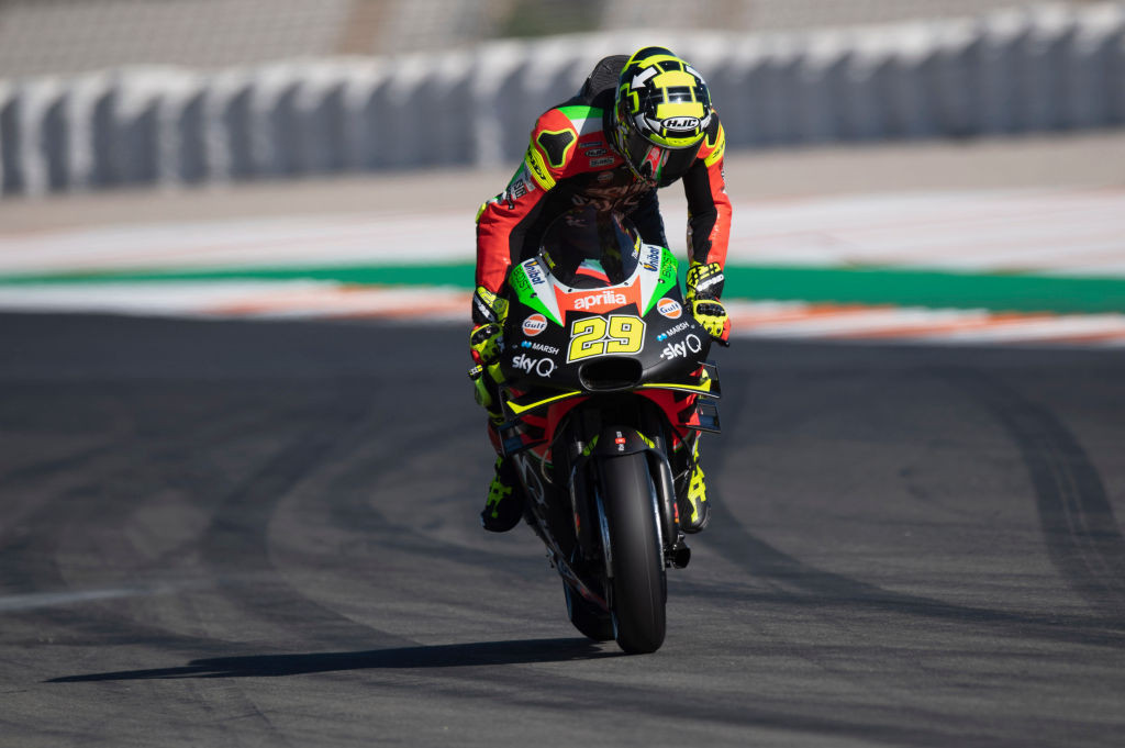 The CAS said Andrea Iannone had failed to prove he ingested the banned substance through contaminated meat ©Getty Images