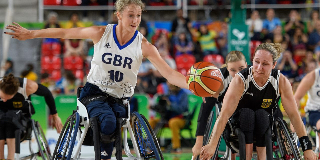 Kukri will supply kit for the British wheelchair basketball teams for the next four years ©IWBF