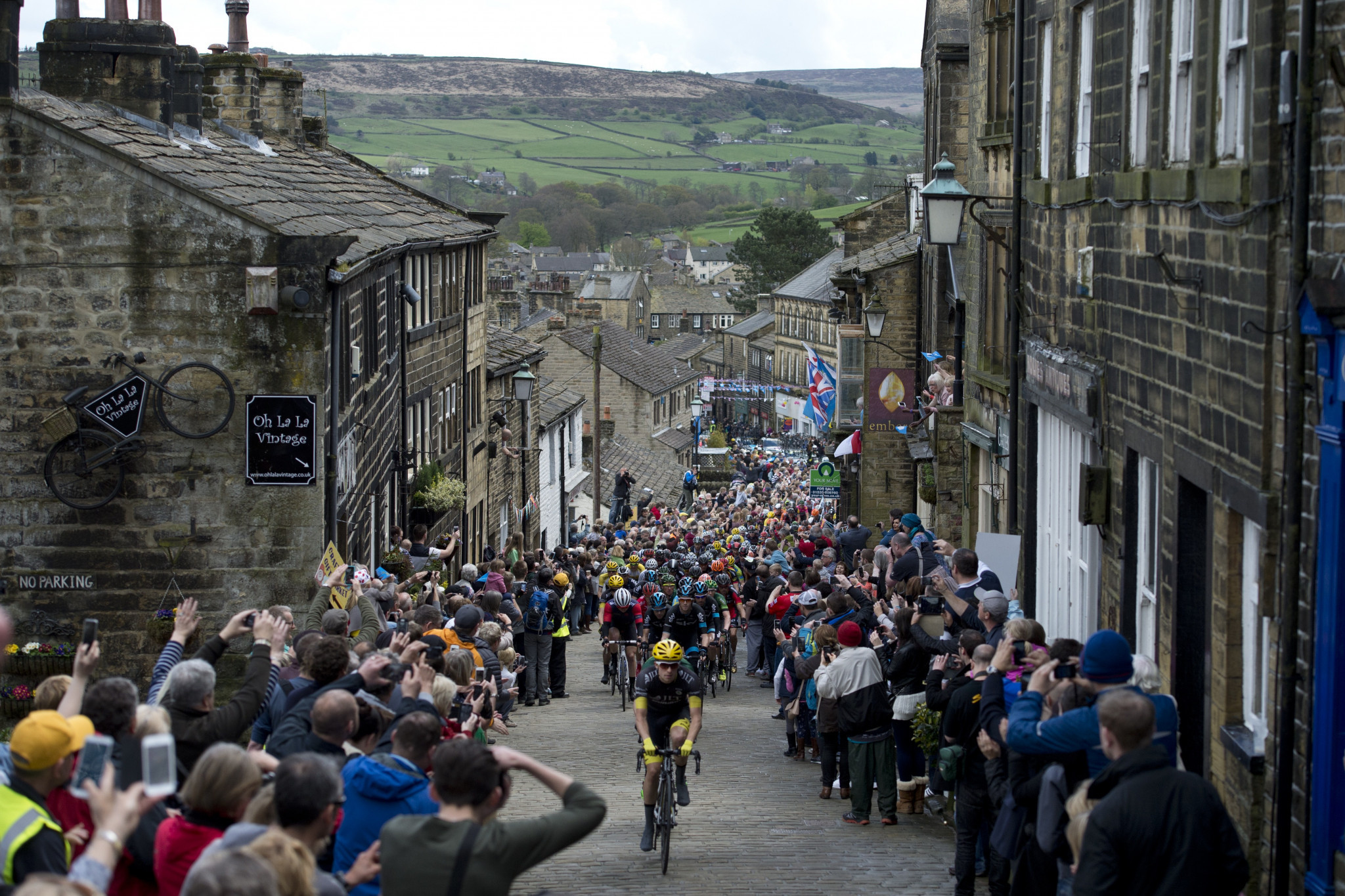 The Tour de Yorkshire was first staged in 2015 but cycling fans will have to wait until 2022 before it takes place again ©Getty Images