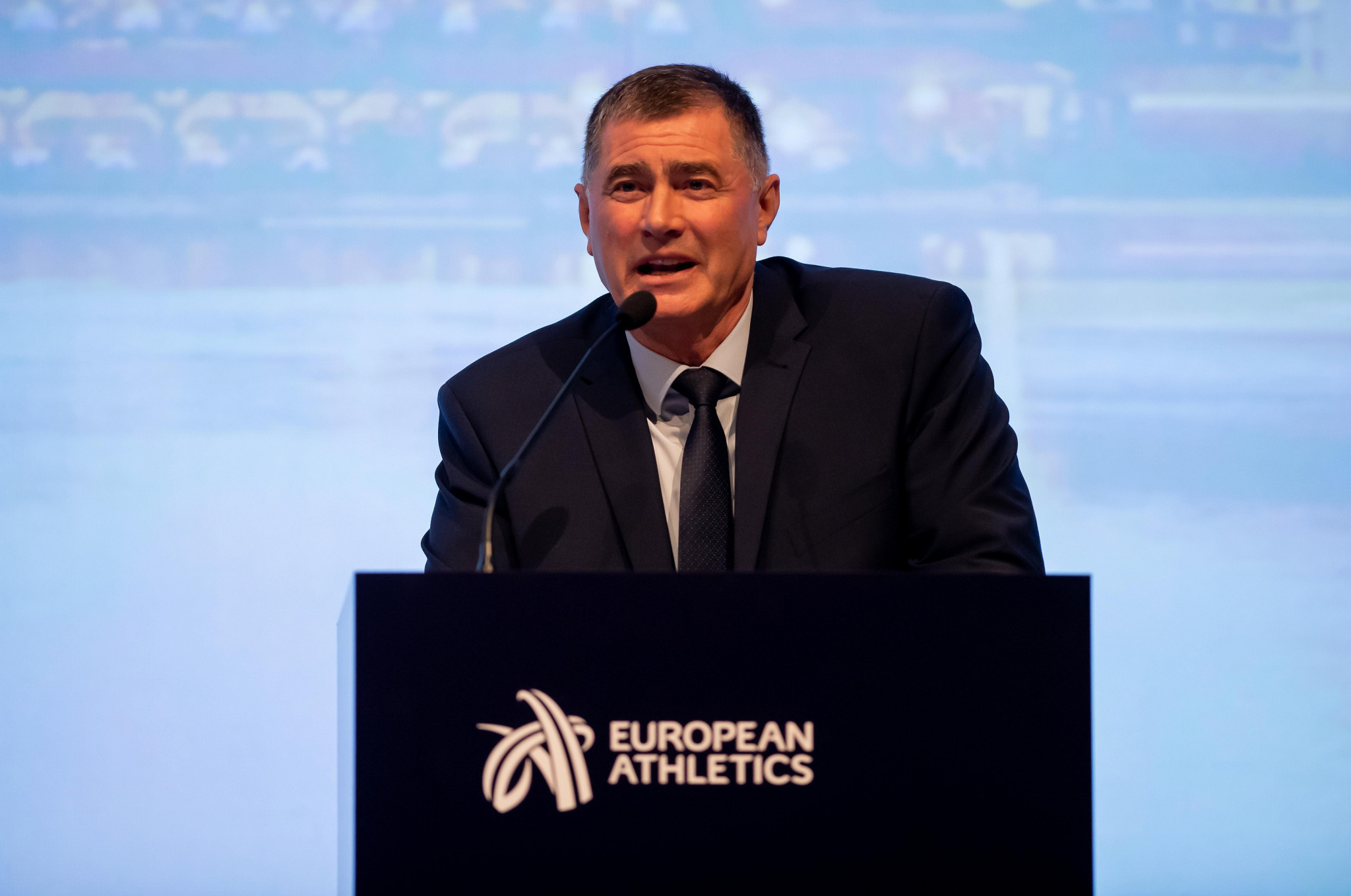 Interim President of European Athletics consults IOC over safeguarding athletes