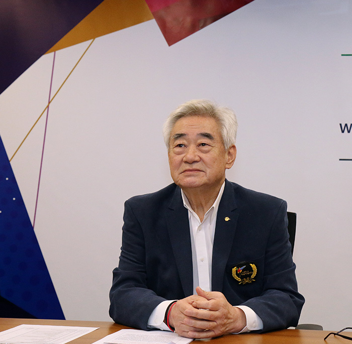 Choue hopes final taekwondo Olympic qualifiers can be held before May