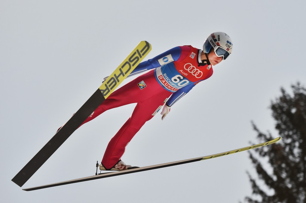 Johann Andre Forfang helped Norway to second spot ©Getty Images