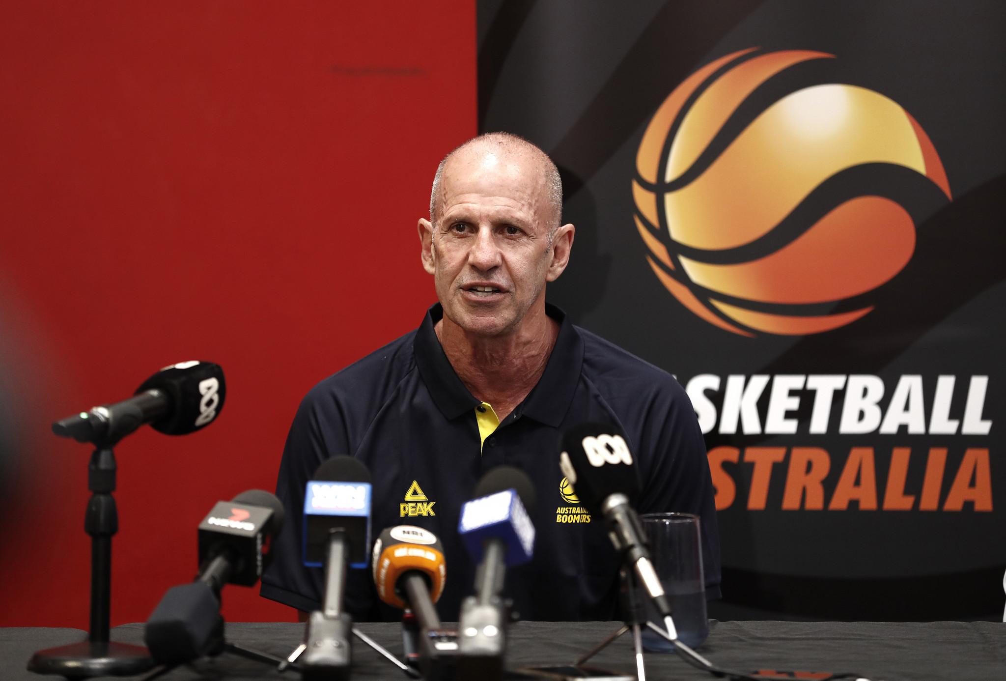 Goorjian returns as Australia men's basketball head coach for third Olympic Games