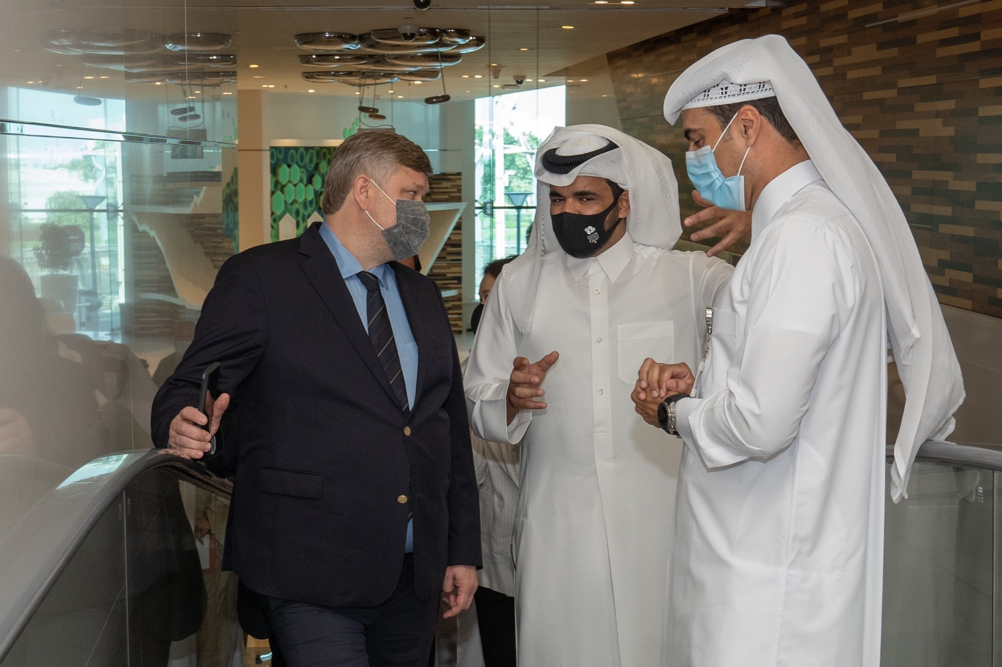"""OCA Evaluation Committee """"confident"""" in Doha's 2030 Asian Games bid after visit"""