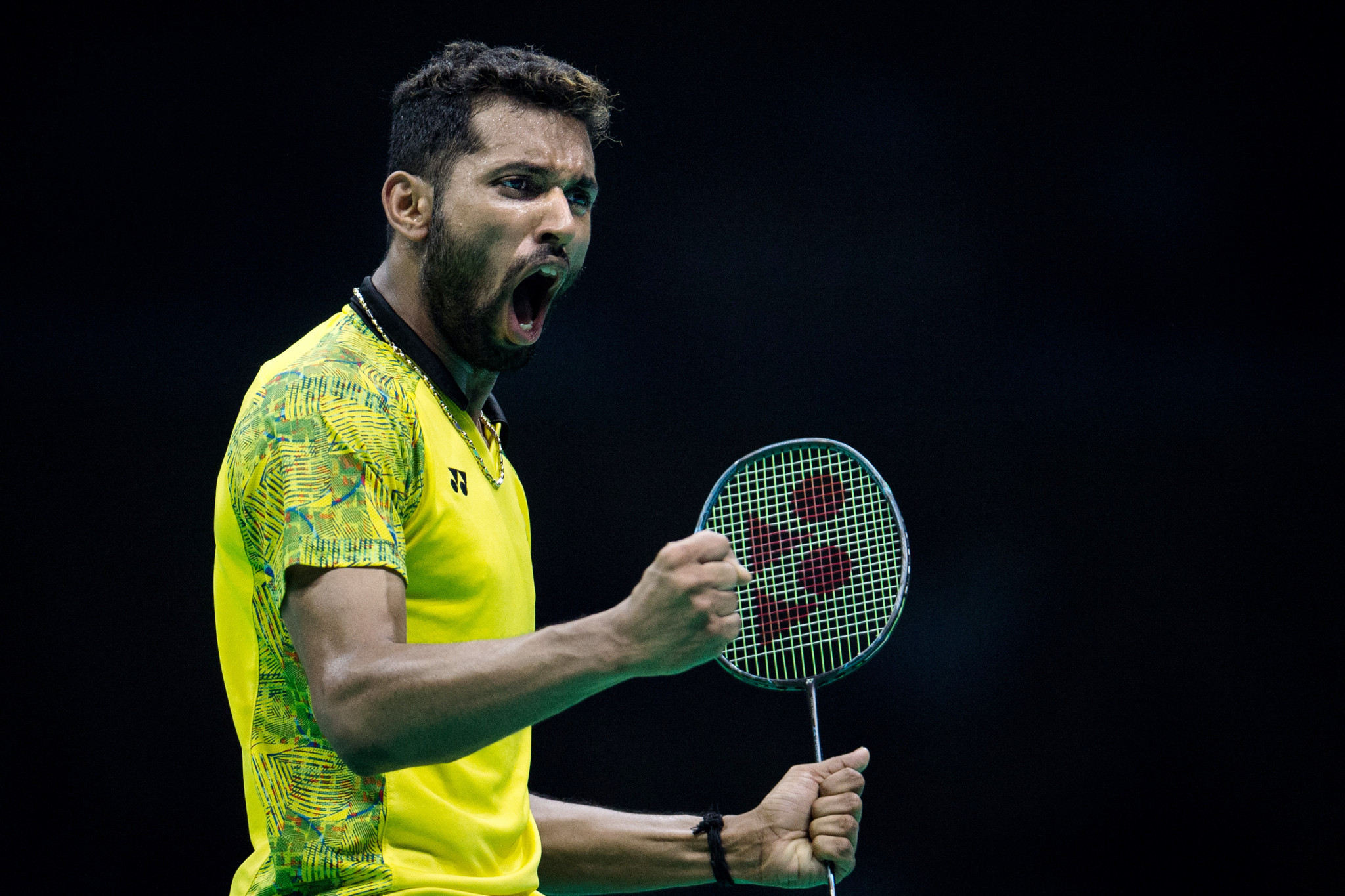 Indian badminton star Prannoy using personal trainer to boost Olympic qualification hopes