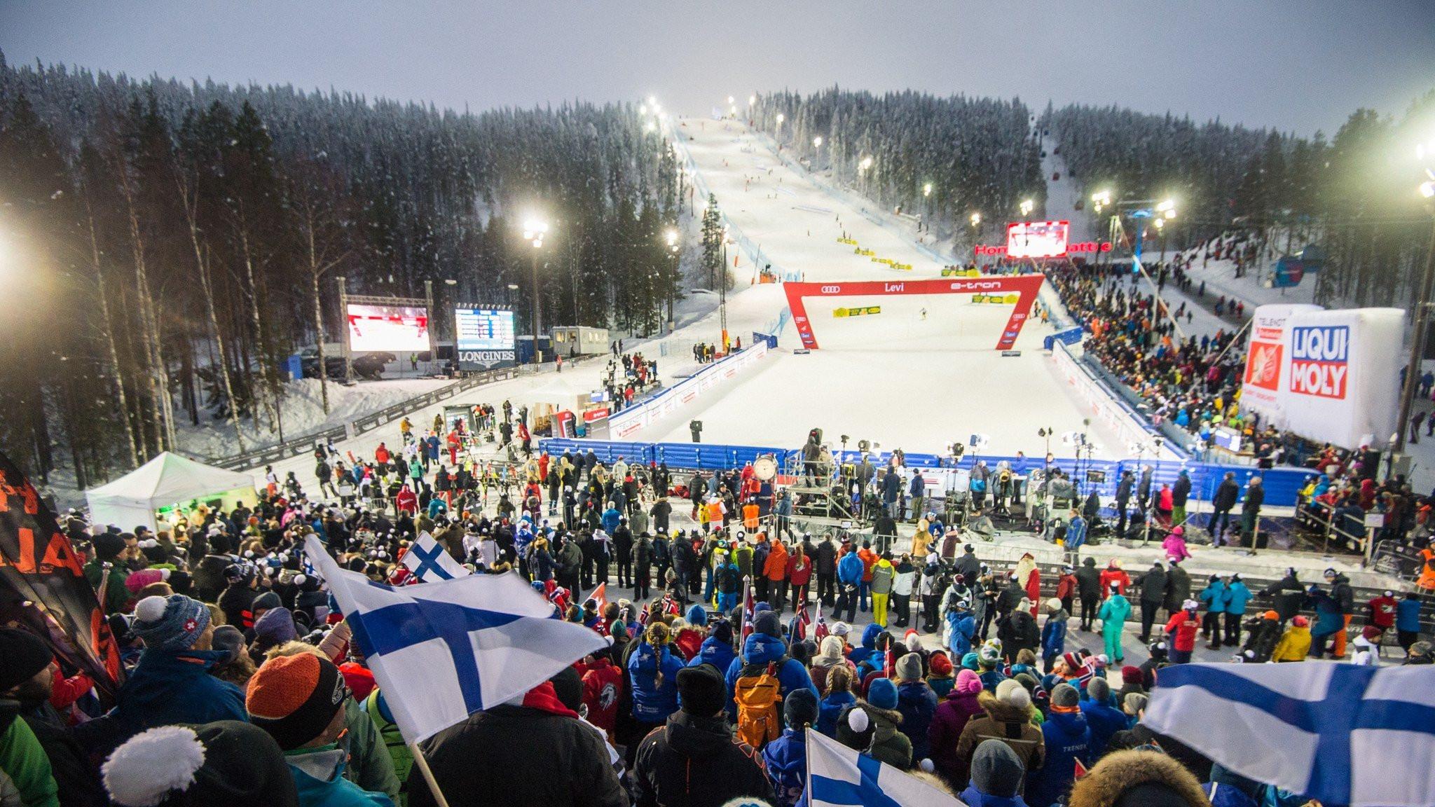Levi is set to host the second leg of the Women's FIS Alpine Ski World Cup ©Levi Ski Resort