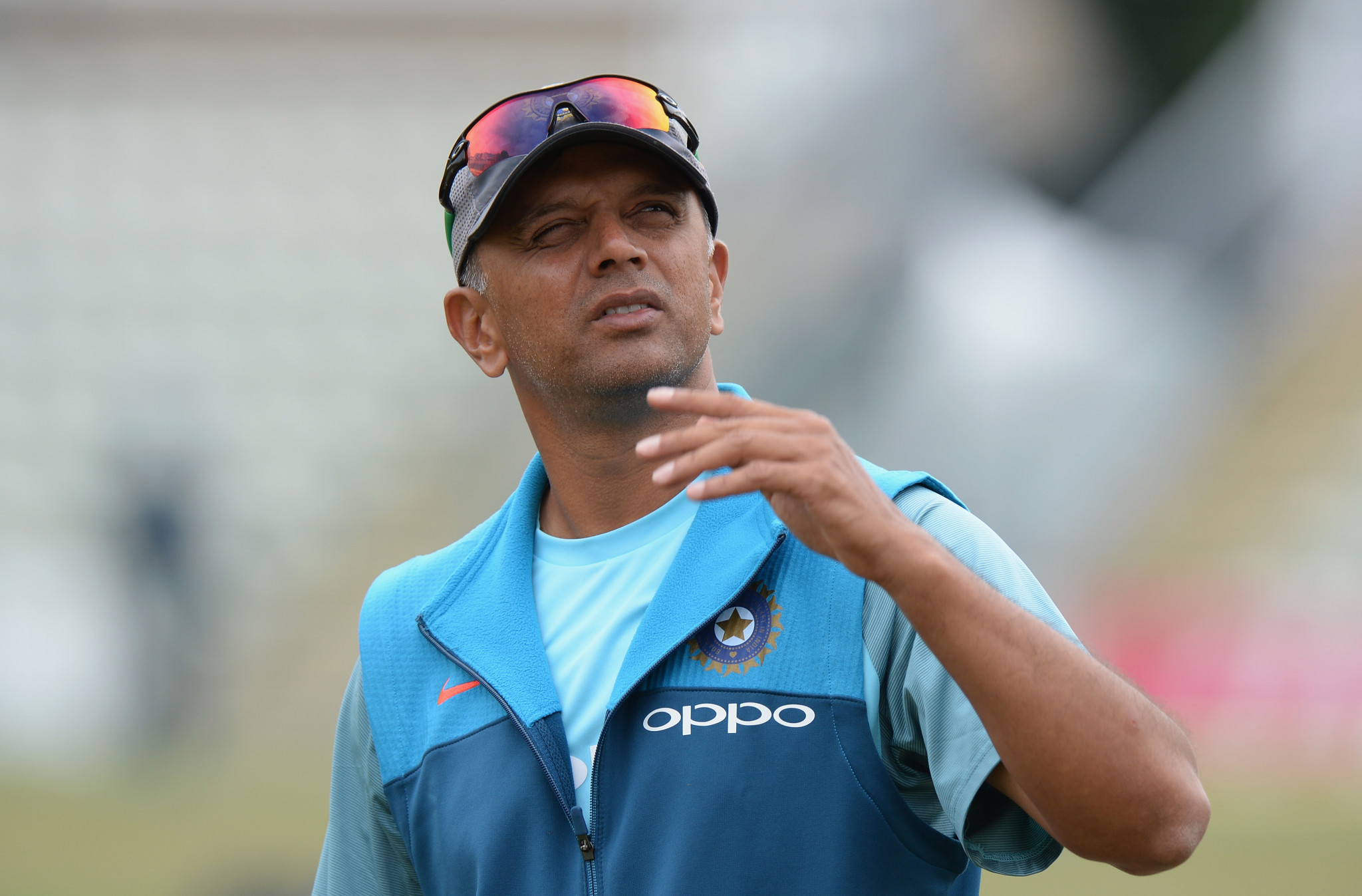 """Rahul Dravid believes """"cricket should endeavour to try and get into the Olympics at some stage"""" ©Getty Images"""