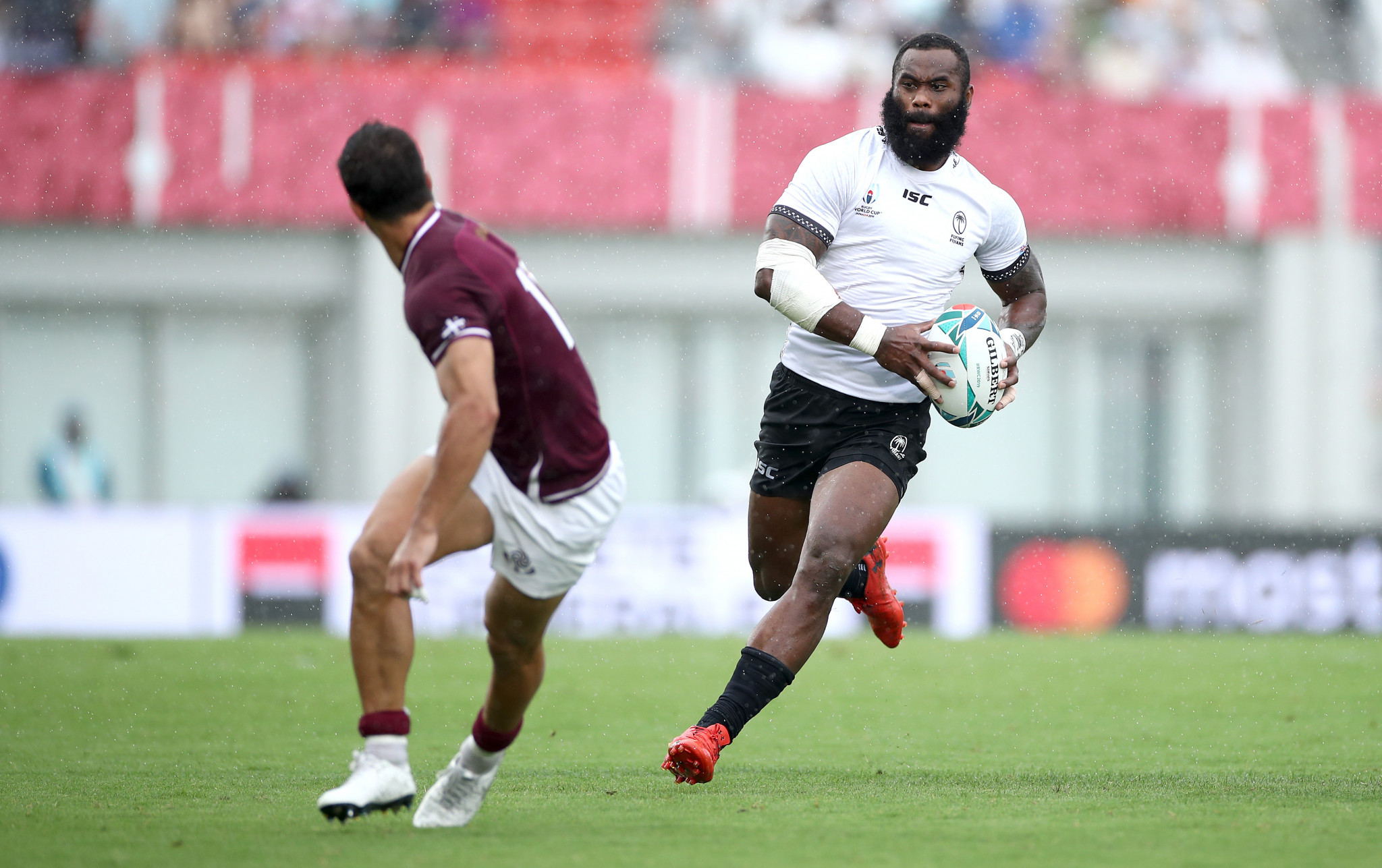 Fijian rugby sevens boss hopes to secure Radradra's services ahead of Tokyo 2020