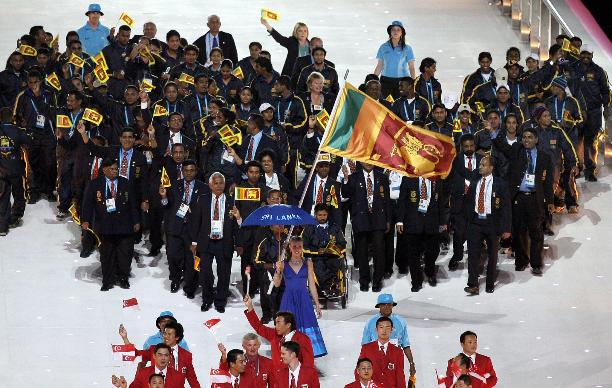 Sri Lanka reportedly eyeing 2026 Commonwealth Games bid