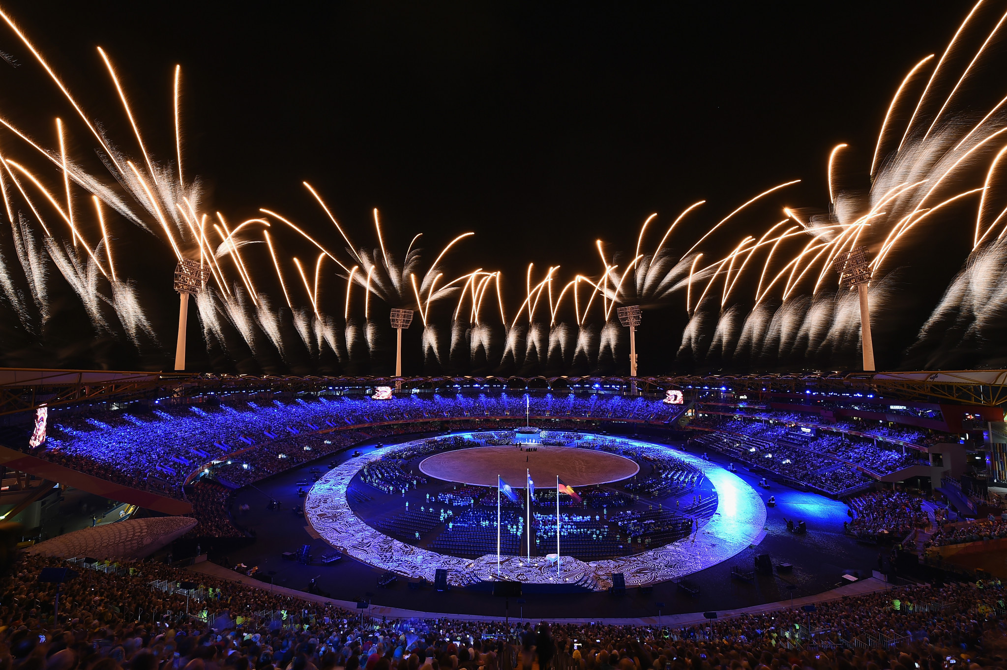Sri Lanka unsuccessfully bid for the 2018 Commonwealth Games ©Getty Images