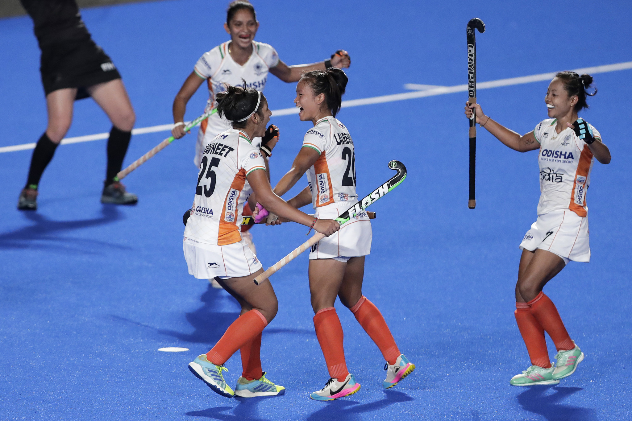 India has more than 100 athletes already qualified for Tokyo 2020, including the women's hockey team ©Getty Images