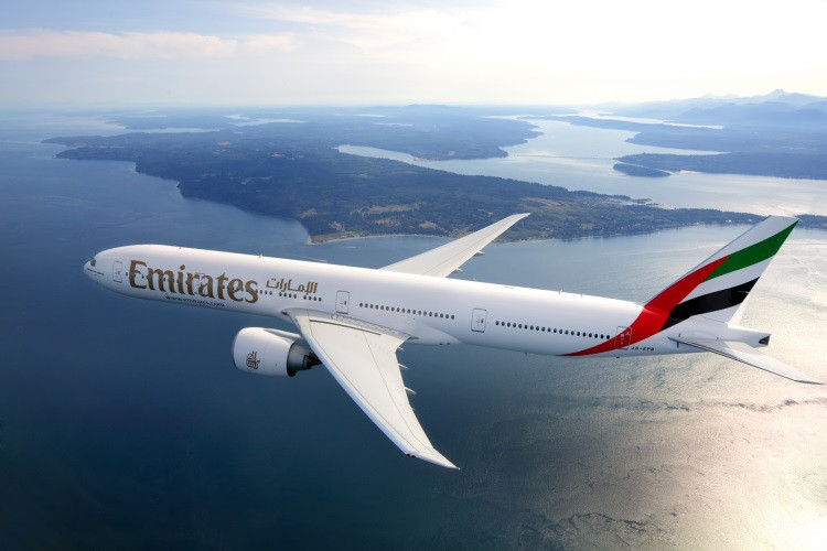 The Emirates Group has gone into the red because of the impact of the coronavirus pandemic ©Emirates 24/7