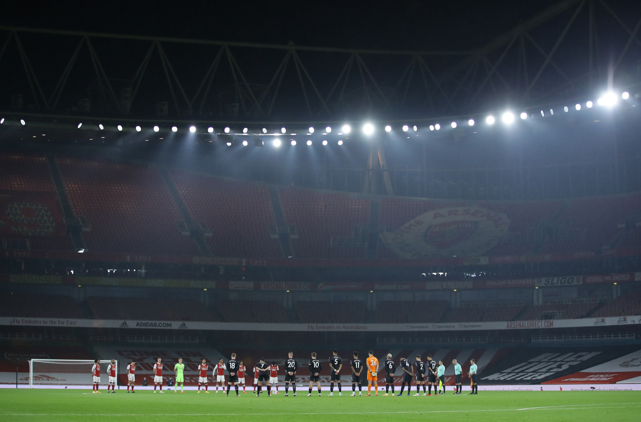 The Emirates Group is best known in sports sponsorship terms for its association with Arsenal Football Club ©Getty Images