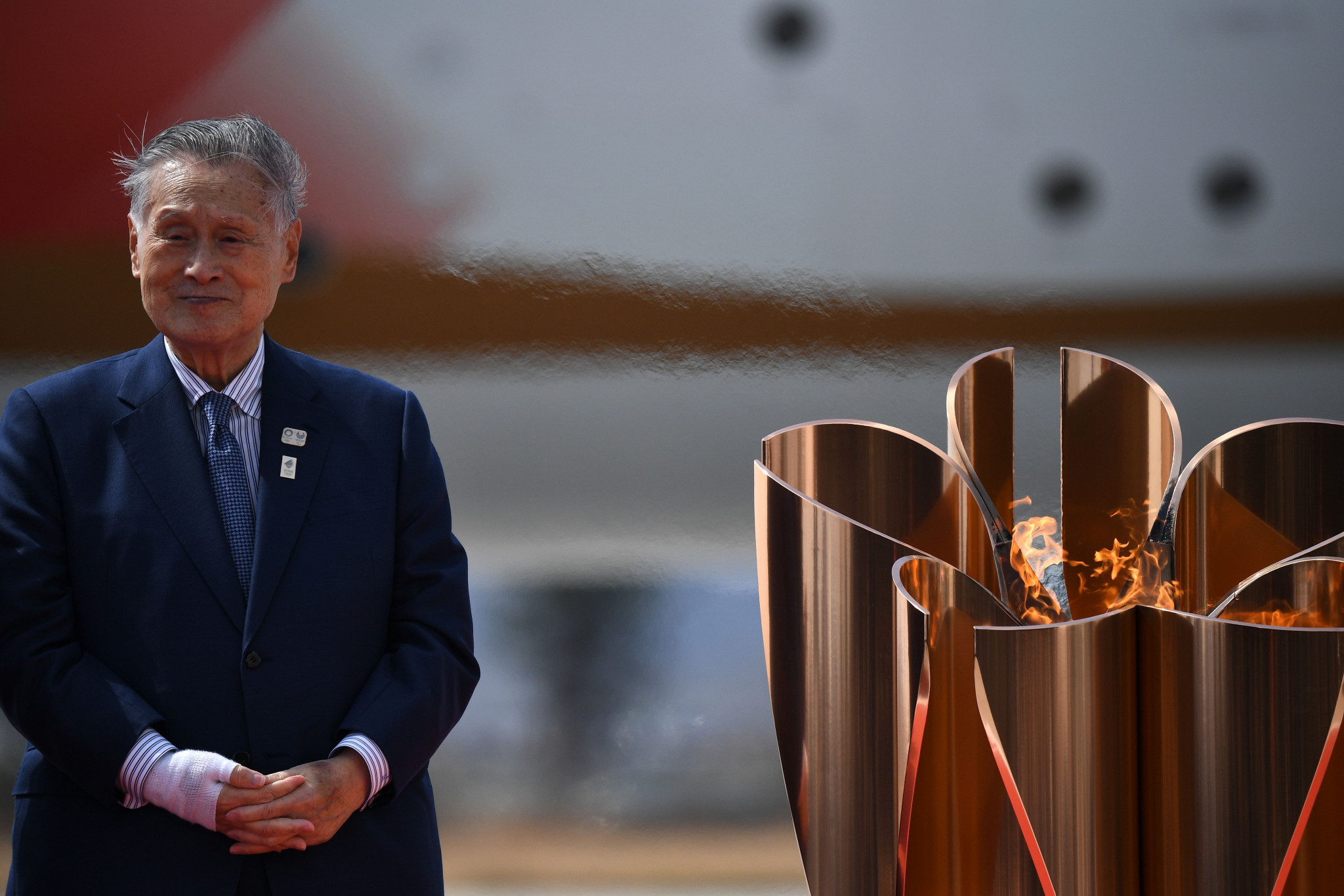 Tokyo 2020 President Yoshirō Mori has said that the postponed Olympics and Paralympics will go ahead next summer
