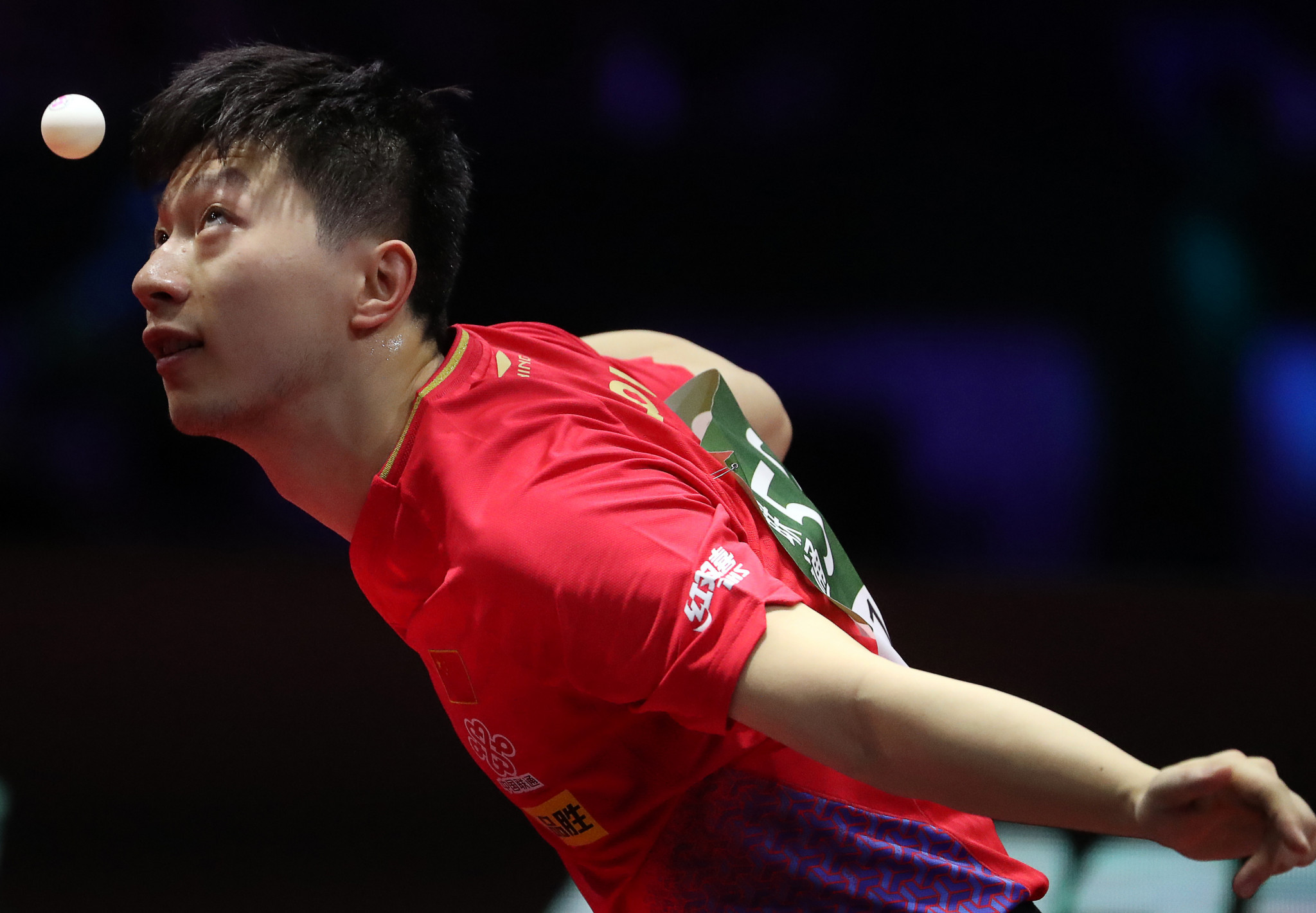 Olympic and world champion Ma to play Harimoto in ITTF Men's World Cup semi-final