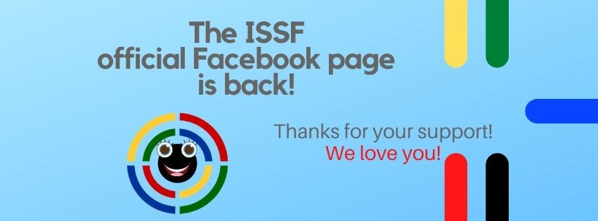 ISSF has official Facebook page restored a week after its deletion by social media network