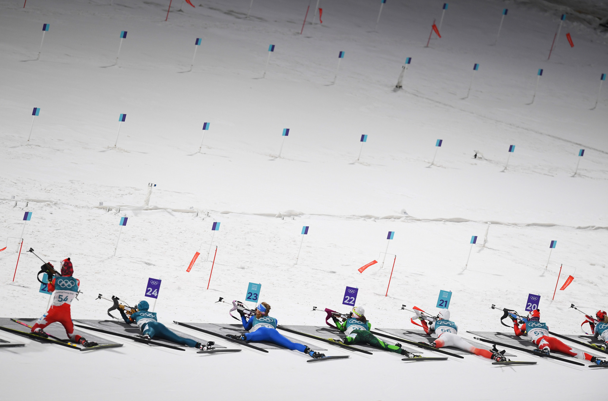 The Russian Biathlon Union was demoted to provisional IBU status in December 2017 ©Getty Images