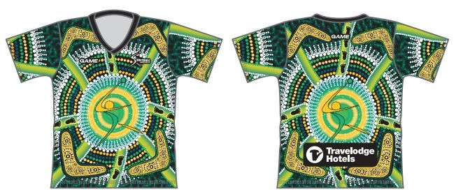 Softball Australia said its new supporter top will be available for fans to purchase ©Softball Australia
