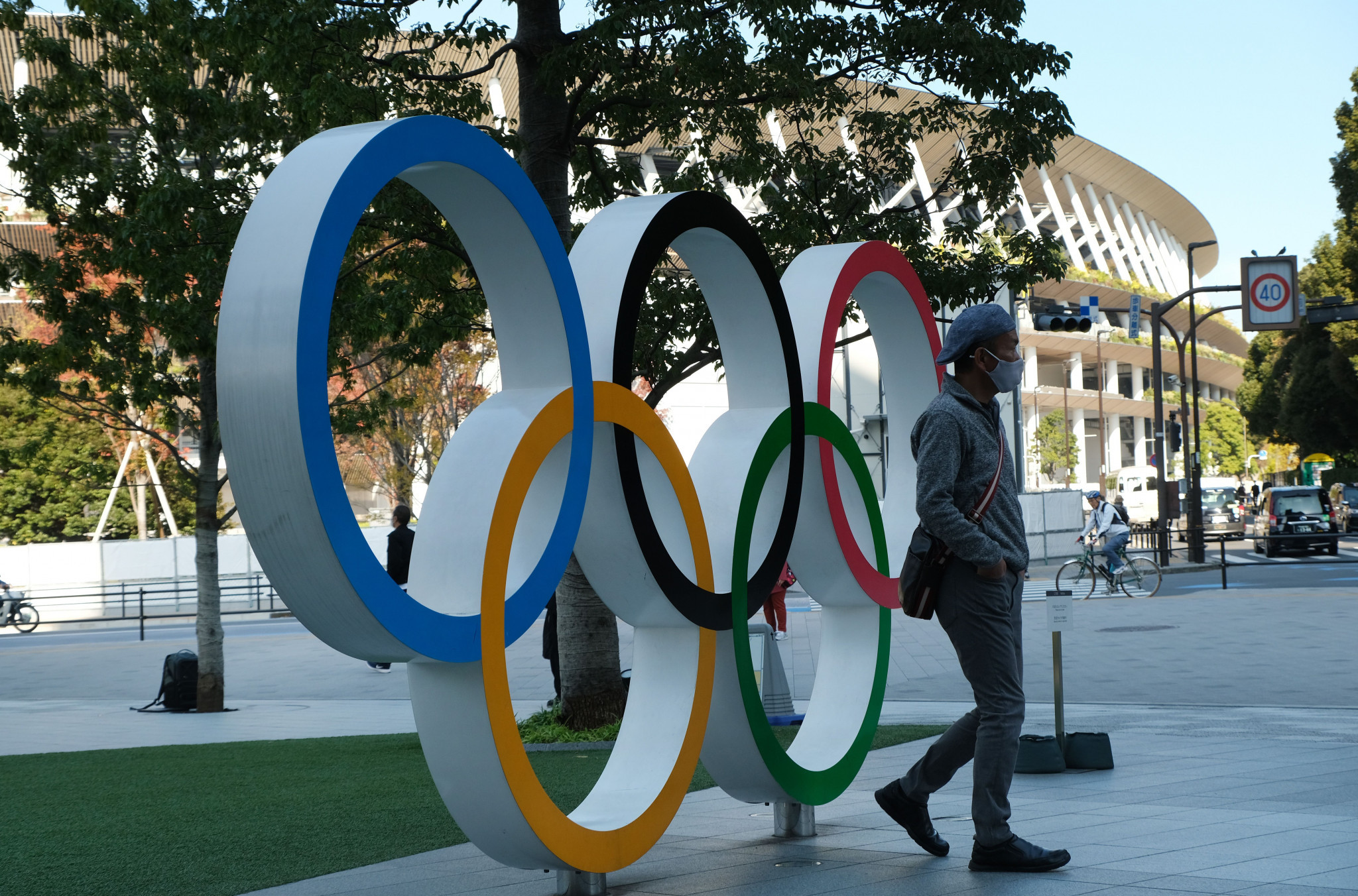 The IOC said earlier this year that 57 per cent of quota places at Tokyo 2020 had been secured ©Getty Images