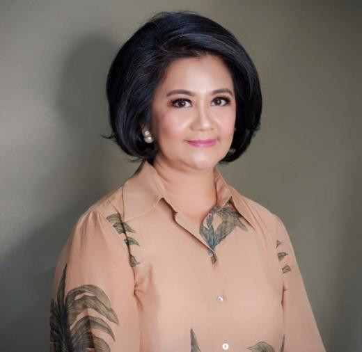 Indonesian Teqball Central Board chair Hellen Sarita de Lima said she was pleased with how teqball was progressing within the country ©Teqball Indonesia