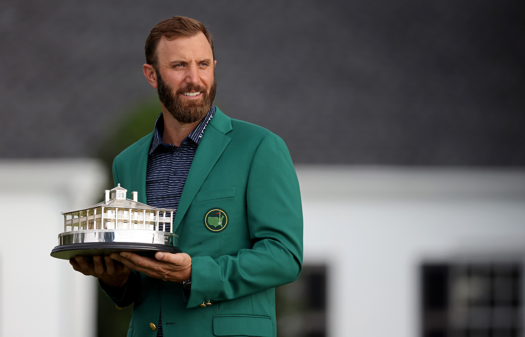 Johnson wins Masters by five-shots with record 20-under-par score