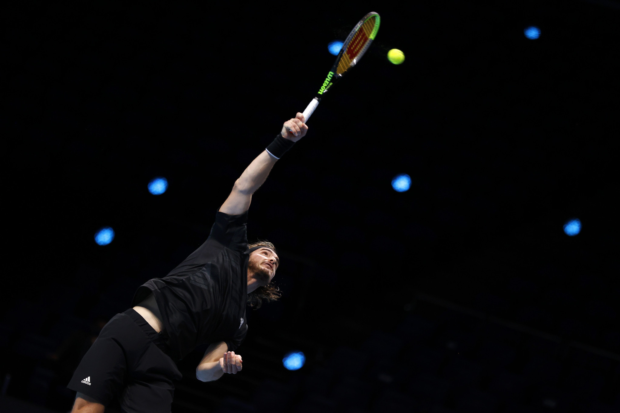 Thiem beats defending champion Tsitsipas on opening day of ATP Finals