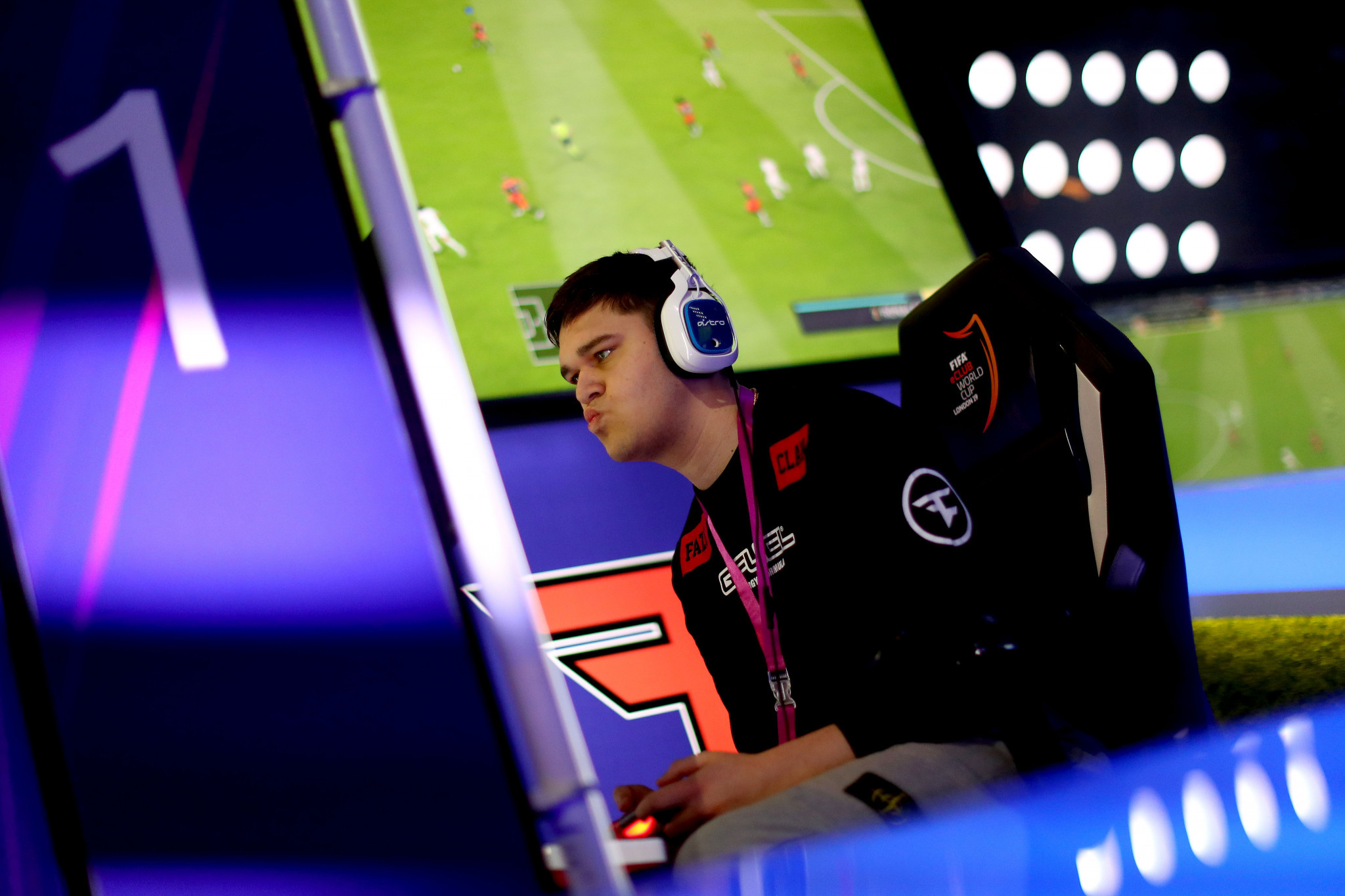 Esports has grown into an even more lucrative business during COVID-19 lockdowns ©Getty Images