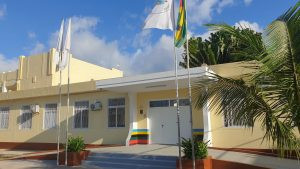 The refurbished headquarters of the São Tomé and Príncipe National Olympic Committee have been opened ©COSTP