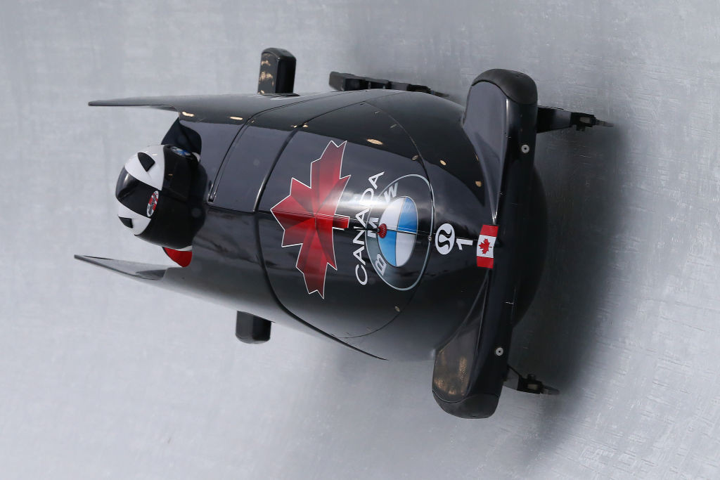 Bobsleigh Canada Skeleton names squad for upcoming season