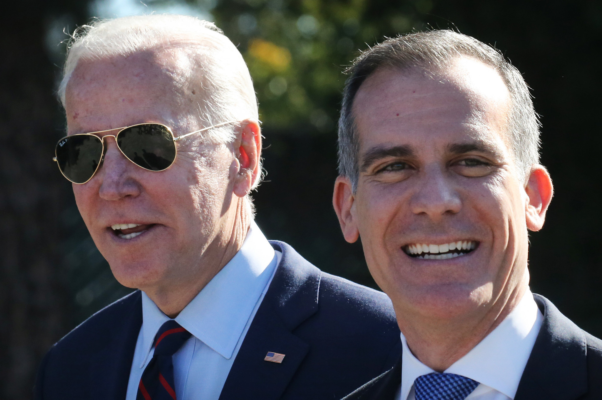 Los Angeles Mayor Garcetti linked with new role in Joe Biden Government