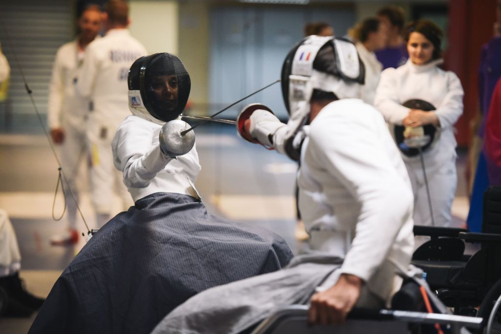 Bidding window for major wheelchair fencing events closes