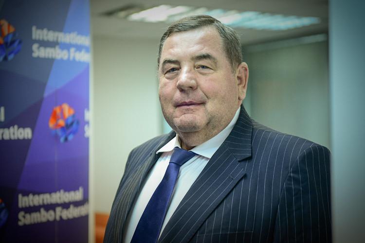 "FIAS President Shestakov marks World Sambo Day during ""difficult"" year"