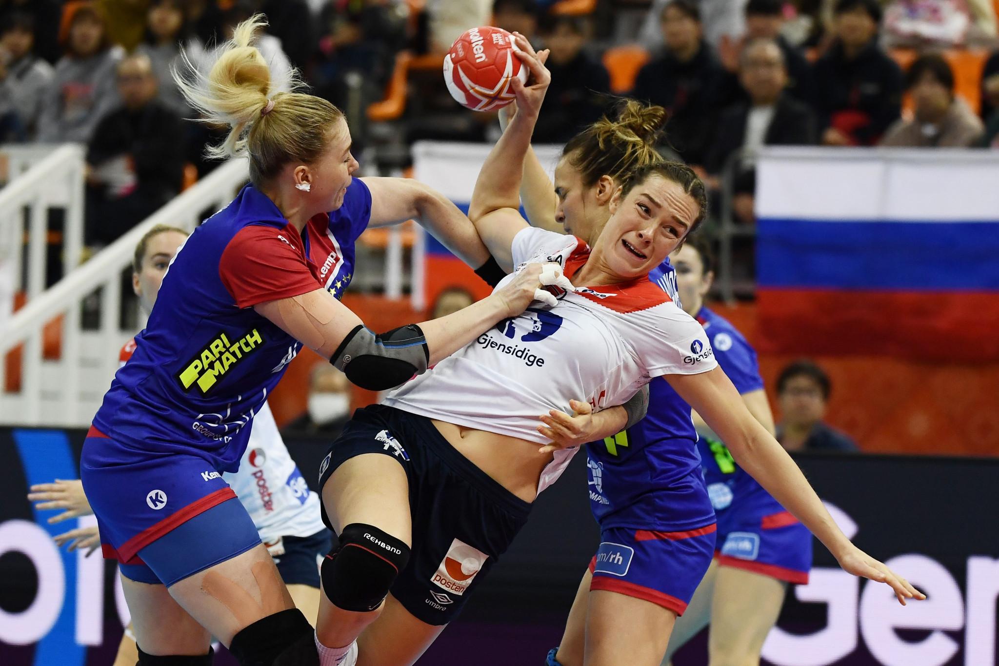 Norway pulls out of hosting matches at European Women's Handball Championship due to coronavirus pandemic