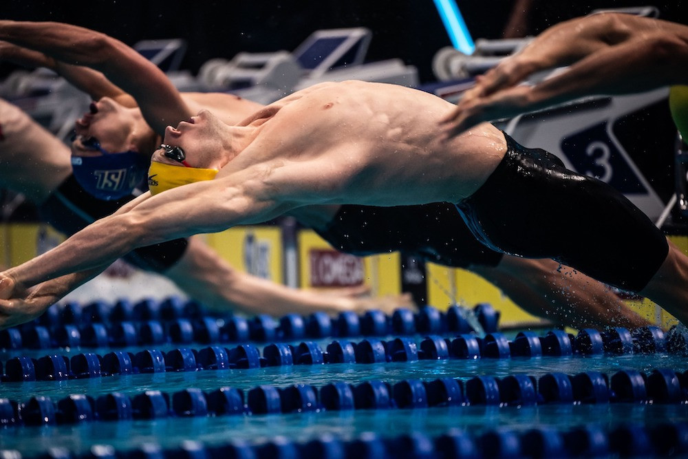 Dominant Cali Condors and LA Current complete line-up for International Swimming League final